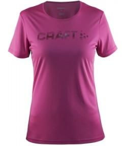 Женская футболка Craft Prime Logo Tee /1904342_1411/