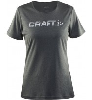 Женская футболка Craft Prime Logo Tee /1904342_1975/
