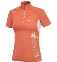 Женская велофутболка Craft AB Jersey /1900020_2450/
