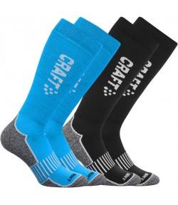 Высокие термоноски Craft Warm Multi 2-Pack High Sock /1902345_2312/