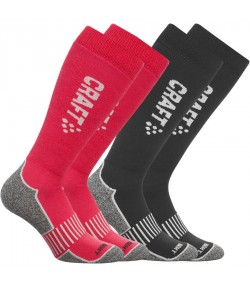 Высокие термоноски Craft Warm Multi 2-Pack High Sock /1902345_2477/