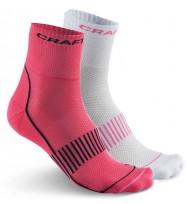 Комплект летних носков Craft Cool Training 2 pack /1903427_2471/