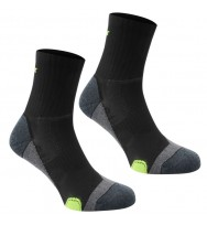 Комплект носков Karrimor Dri Skin 2 pack Running Socks Mens