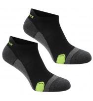 Комплект носков для бега Karrimor 2 Pack Running M