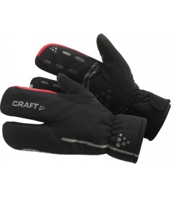 Зимние велоперчатки Craft Bike Thermal Split Finger Glove /1901624_9430/