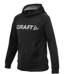 Толстовка детская Craft Stretch Hood black /1902453-2999/
