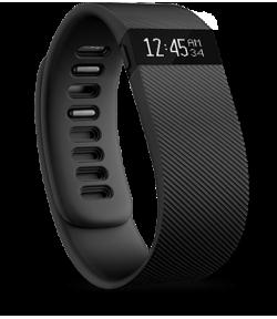 Fitbit Charge™ (Large/Black) беспроводная активность + отслеживание сна