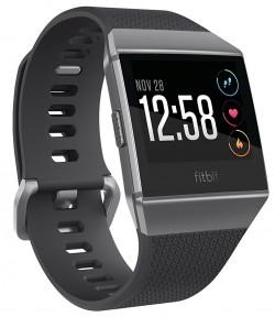 Умные часы с оптическим пульсометром Fitbit Ionic