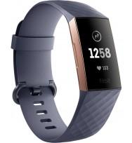 Фитнес-браслет с оптическим пульсометром Fitbit Charge 3