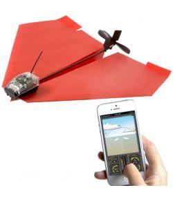 Электрический бумажный самолетик с Bluetooth PowerUp 3.0
