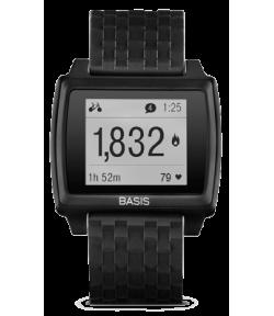 Умные часы с оптическим пульсометром Basis Peak (Matte Black)