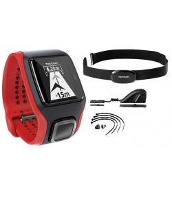 TomTom Multi-Sport Cardio + HRM + CSS + AM
