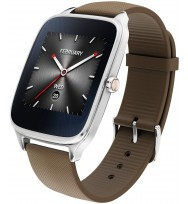 Умные часы Asus ZenWatch 2 Silver/Brown