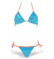 Купальник раздельный Head Scale Bikini Pipe Lady (452296/LB)