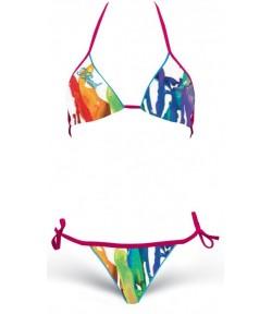 Купальник раздельный Head Ooze Bikini (452297/WHPK)