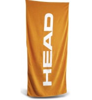 Полотенце Head Sport Cotton logo towel (оранж.) /455015/OR/