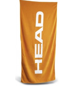 Полотенце Head Sport Cotton logo towel (оранж.) /455015/OR/