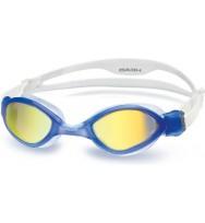 Очки для плавания Head Tiger LSR+ зеркальное покрытие (451010/CLBLBL)