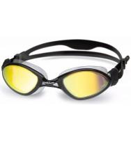 Очки для плавания Head Tiger LSR+ зеркальное покрытие (451010/CLBKSMK)