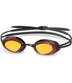 Очки для плавания Head Stealth LSR Mirrored (451033/BK.RD.SI)