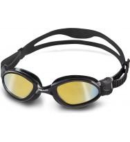 Очки для плавания Head Superflex MID Mirrored (451036/BK.SMK)