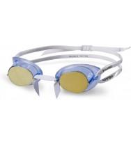 Очки для плавания Head Racer TPR+ зеркальное покрытие (451050/CLBLMET)