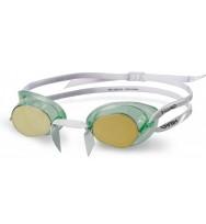 Очки для плавания Head Racer TPR+ зеркальное покрытие (451050/CLGNGO)