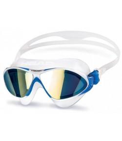 Очки для плавания Head Horizon Mirrored (451051/CLWBLBL)