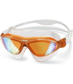 Очки для плавания Head Jaguar LSR Mirrored Orange (451006/CLOROR)