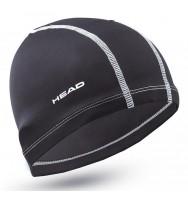Шапочка для плавания Head Spandex Lycra Jr Cap (455126/BK.WH)