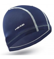 Шапочка для плавания Head Spandex Lycra Jr Cap (455126/NV.WH)
