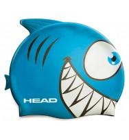 Шапочка для плавания детская Head Meteor Cap (455138/BL)