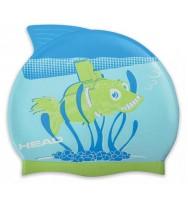 Шапочка для плавания детская Head Meteor Cap (455138/BLLM)