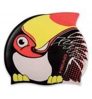 Шапочка для плавания детская Head Meteor Cap (455138/RDBK)