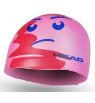 Шапочка для плавания Head Silicone Sketch Flow (455180/PK.FACE)