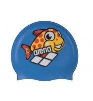 Шапочка для плавания Arena Multi JR Cap /91388-20/ blue