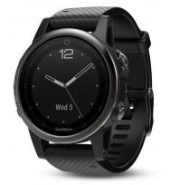 Мультиспортивные GPS-часы Garmin Fenix 5s Sapphire Black