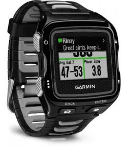 Мультиспортивные часы Garmin Forerunner 920XT Tri Bundle HRM Black (010-01174-40)