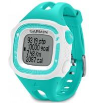 Пульсометр, трекер, GPS garmin Forerunner 15 Teal/White