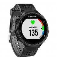 Оптический пульсометр Garmin Forerunner 235 Black/Grey (010-03717-55)