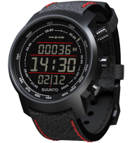 Спортивные часы Suunto Elementum Terra black/red leather