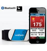Датчик пульса для смартфонов и пульсометров Wahoo TICKR RUN