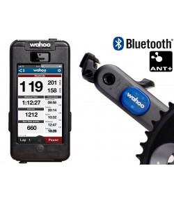 Датчик вращения педалей Wahoo RPM Bluetooth 4.0 и ANT+