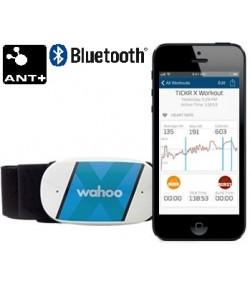 Пульсометр для iPhone Wahoo TICKR X (Bluetooth и ANT+)