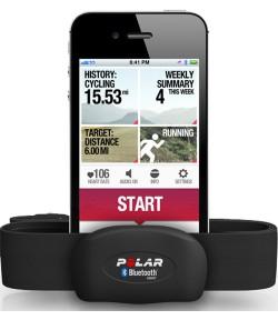 Датчик пульса для iPhone Polar H7 Bluetooth