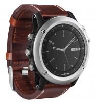 Многофункциональные GPS-часы Garmin Fenix 3 Silver Sapphire (010-01338-62)