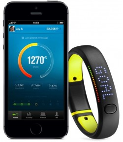 Браслет Nike+ Fuelband™ SE