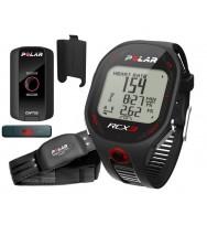 Пульсометр Polar RCX3 GPS HRM M
