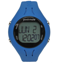 Часы для плавания swimovate PoolMate 2 Blue