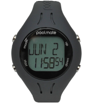 Часы для плавания swimovate PoolMate 2 Grey